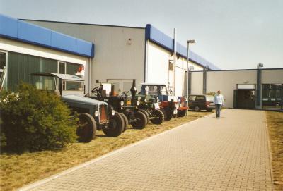 Foto des Albums: Tag der offenen Tür Impulsa (01.07.2005)