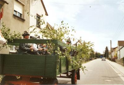 Foto des Albums: Schützengilde Doberlug (21.05.2005)