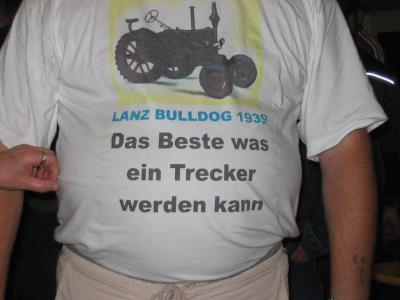 Foto des Albums: Bulldog, Dampf & Diesel (01.07.2005)