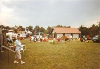 Foto des Albums: Traktoren- & Dorffest in Proschim (19.08.2005)