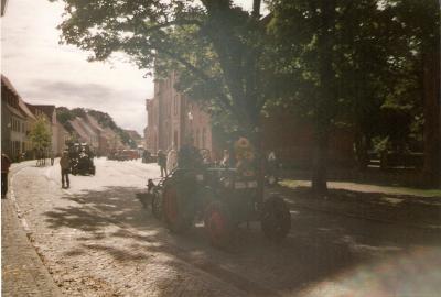 Foto des Albums: 2. Brandenburger Dorf- & Erntefest (17.09.2005)