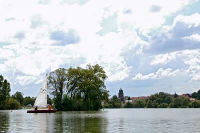 Foto des Albums: Segeltour im Fuldaauenerlebnispark (30.06.2010)
