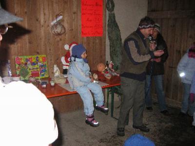 Foto des Albums: Weihnachtsmarkt 2005 (17.12.2005)