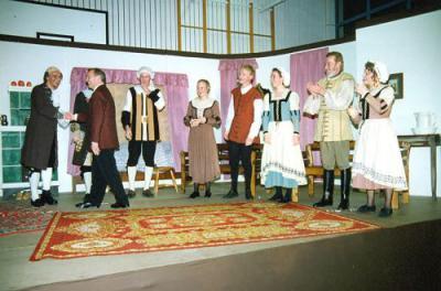 Fotoalbum Bilder von Theateraufführungen