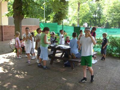 Foto des Albums: Fotos zum Ferienprogramm  (03.07.2010)