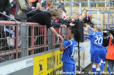 Foto des Albums: Turbine Potsdam - FC Bayern München (14.11.2010)