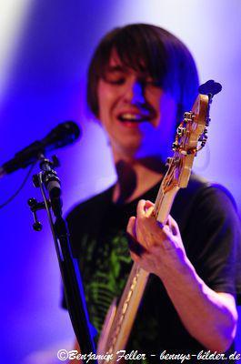 Foto des Albums: Luxuslärm Konzert im Waschhaus (25.11.2010)
