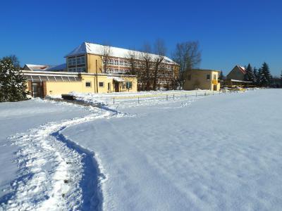 """Fotoalbum Winterliche Impressionen vom """"Biehlaer Sportplatz"""""""