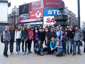 Fotoalbum England