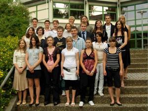 Fotoalbum Schulabschluss 2007