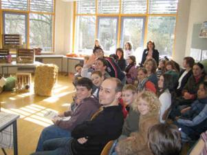 Fotoalbum Gläserne Schule