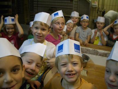 Fotoalbum Plätzchenbacken beim Bäcker Neuendorf  1/2c