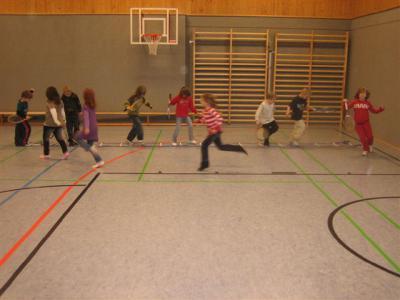 Foto des Albums: Bildergalerie Sport nach Eins (23.01.2011)
