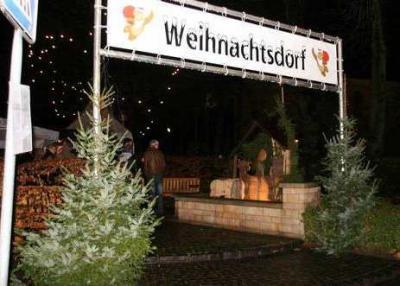 """Foto des Albums: Das """"Ladberger Weihnachtsdorf"""" (17.12.2010)"""