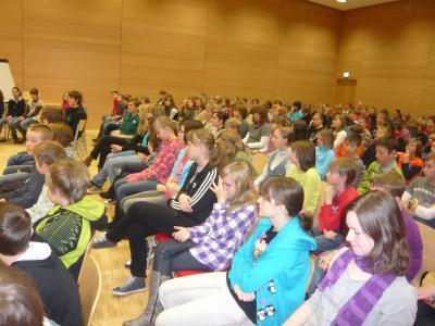 Foto des Albums: 1. Schultag (07.02.2011)