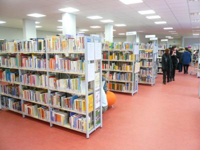 Foto des Albums: Bibliothekseröffnung (19.02.2011)