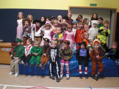 Fotoalbum Kinderfasching 2011