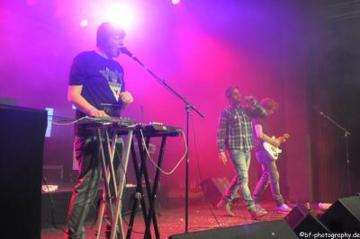 Foto des Albums: Frittenbude Konzert im Lindenpark (17.03.2011)