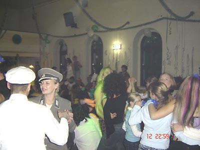 Fotoalbum Festsitzung am 12.11.2005