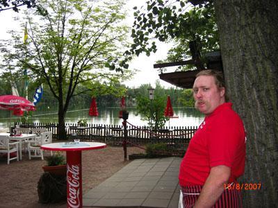 Fotoalbum Sommerfest des LCV im Freibad Pappelgrund am 18.8.2007