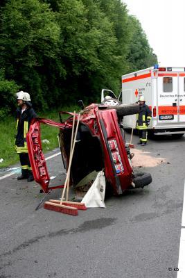 Foto des Albums: VU Bundesstraße 253 (10.06.2010)