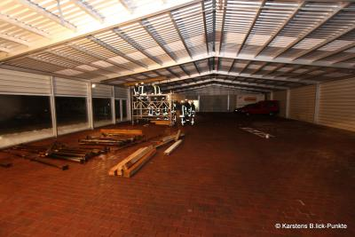 Foto des Albums: Hilfeleistung Dach abstützen (06.01.2011)