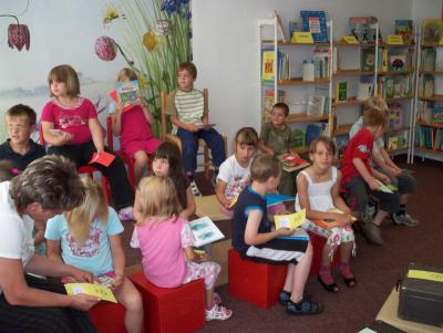 Foto des Albums: Klassenführung (12.04.2011)