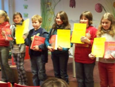 Foto des Albums: Vorlesewettbewerb (14.04.2011)