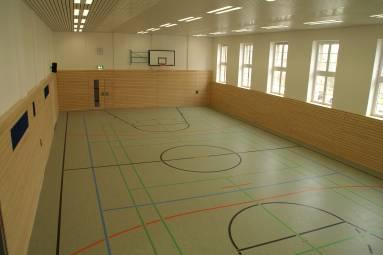 Foto des Albums: Turnhalle, Gymnastik und Umkleide (31.03.2017)