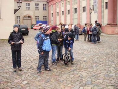 """Fotoalbum Unsere Potsdamfahrt """"Ein Tag in Potsdam - Geschichte erleben"""""""