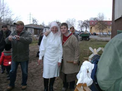Foto des Albums: Weihnachtsreiten 2011 (26.11.2011)