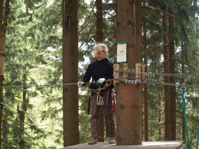 Foto des Albums: Klettern in den Osterferien (10.05.2011)