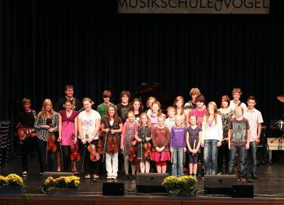 Fotoalbum Schulkonzert 2010