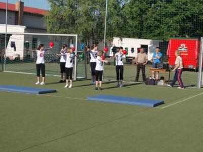 Foto des Albums: Sportfest an der GS Hohenleipisch (19.05.2011)