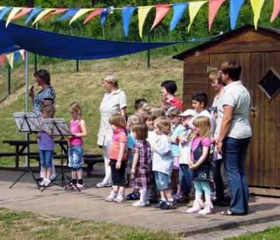 Fotoalbum Kindergarten Nazza