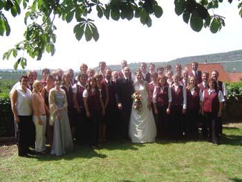 Fotoalbum Hochzeit von Michael und Sabine