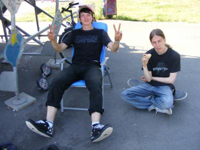 Fotoalbum 4. Skateboardcontest am 03. Juni 2011 - Galerie 2