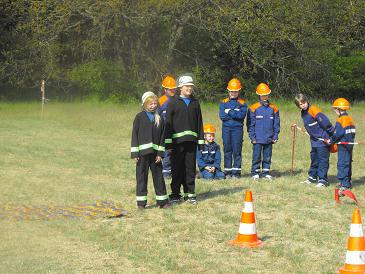 Fotoalbum Amtsausscheid 2011 Kinder