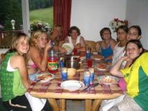 Fotoalbum Der Mädchenclub Wolfen in Mallnitz