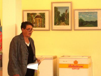 Foto des Albums: Vernissage Frau Dr. Karin Kaden (24.06.2011)