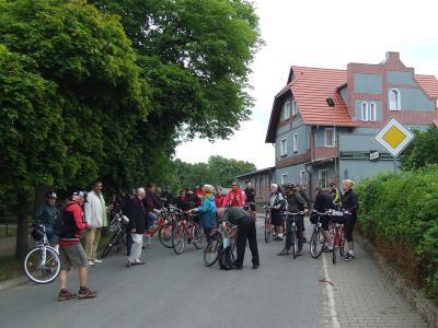 Fotoalbum 5. Sternfahrt zur Burg Friedland