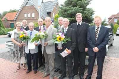 Foto des Albums: Jubiläum, Tag der Treue (16.06.2011)