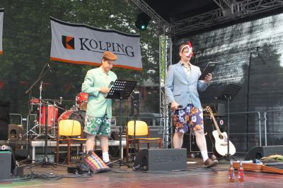 Foto des Albums: Jubiläum Aufbau und Samstag (18.07.2011)