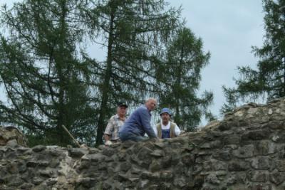 Foto des Albums: Arbeitseinsatz 09 (04.07.2009)