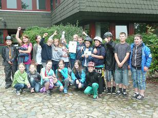 Foto des Albums: Sieg beim 20. Fahrradtunier (06.07.2012)