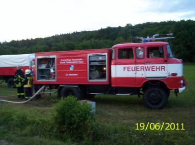 Foto des Albums: Wohnhausbrand in Meisdorf (20.06.2011)