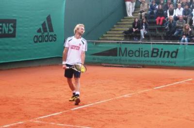 Foto des Albums: Tennis-Bundesliga Nürnberg (24.07.2011)