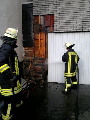 Foto des Albums: Brand in der Kernstadt Battenberg (01.08.2011)