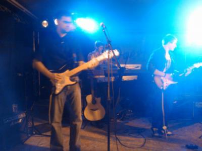 Fotoalbum Band Overflight - Live