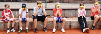 Foto des Albums: 1. Tennis-Sommercamp 2011 (07.08.2011)